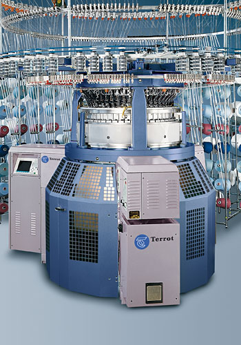 Knitting Machines Unlimited : Scc f terrot
