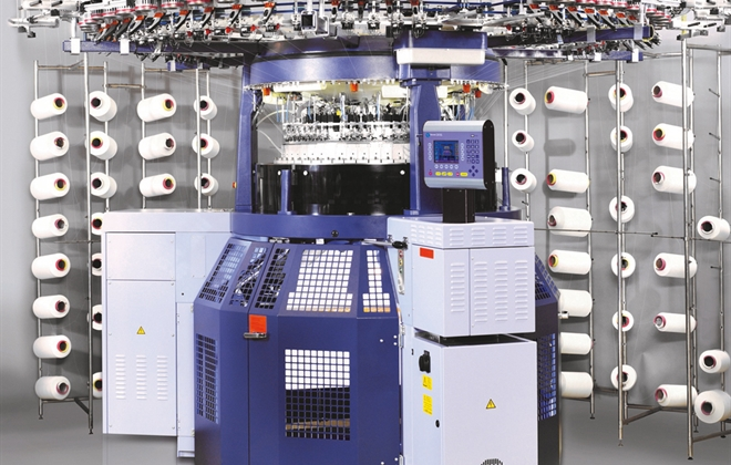 Knitting Machines Unlimited : Terrot group will exhibit a range of machines representing